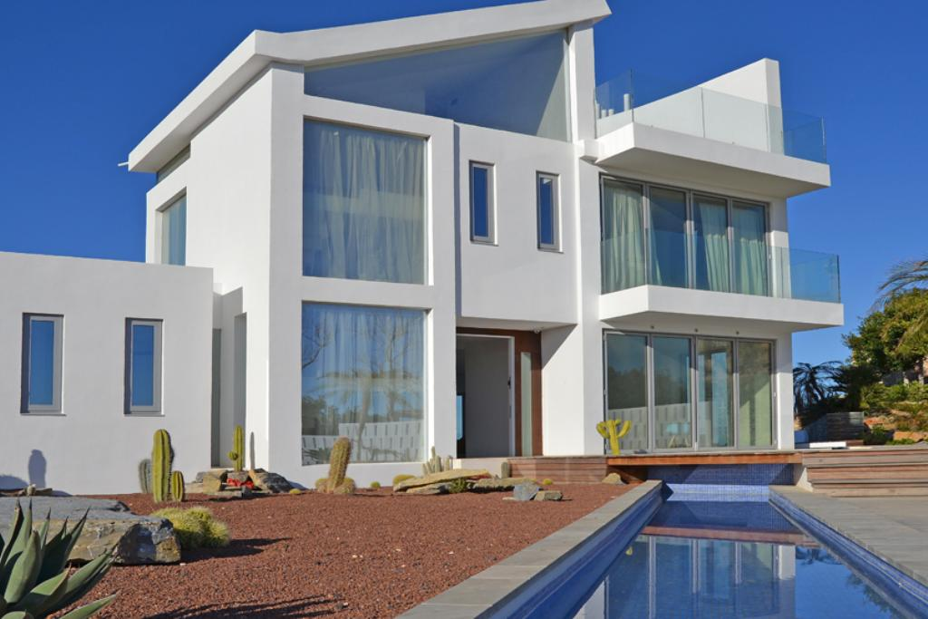 Macarius 6 pax, Modern and luxury villa  with private pool in Javea, on the Costa Blanca, Spain for 6 persons.....