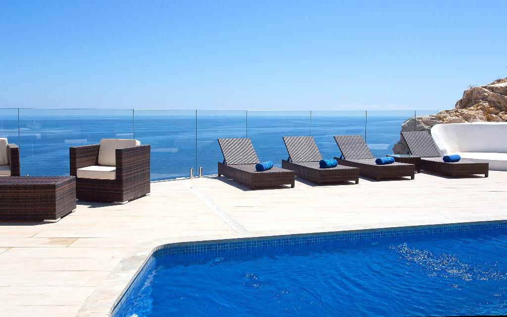 Macarius 8 pax, Modern and luxury villa  with private pool in Javea, on the Costa Blanca, Spain for 8 persons...