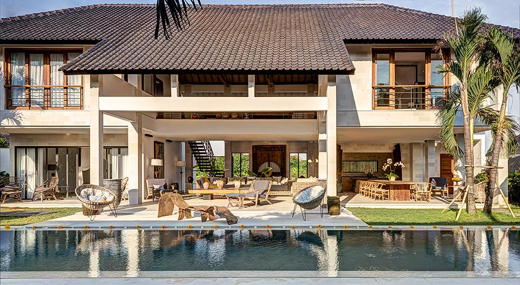 Kadek, Beautiful and luxury villa  with private pool in Seminyak, Bali, Indonesia for 10 persons...