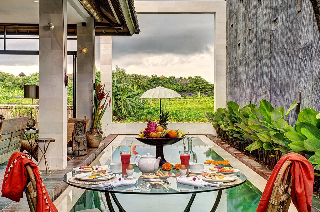 Ketut, Beautiful and luxury villa  with private pool in Seminyak, Bali, Indonesia for 2 persons...