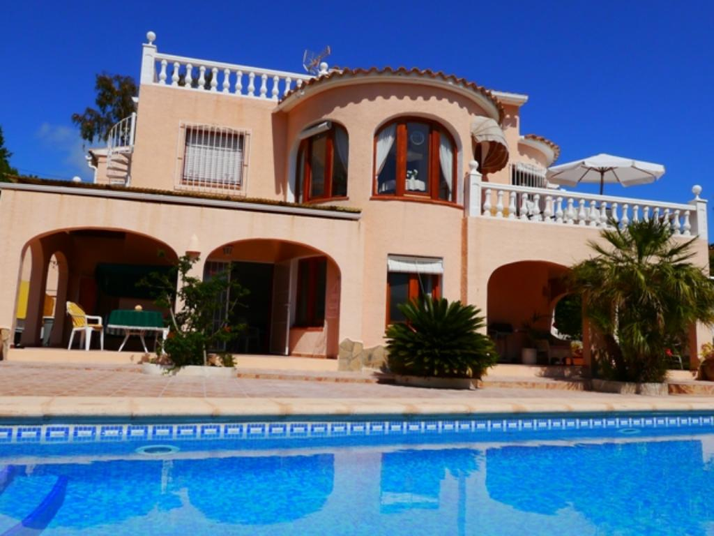 Katarina, Villa in Benissa, on the Costa Blanca, Spain  with private pool for 4 persons.....
