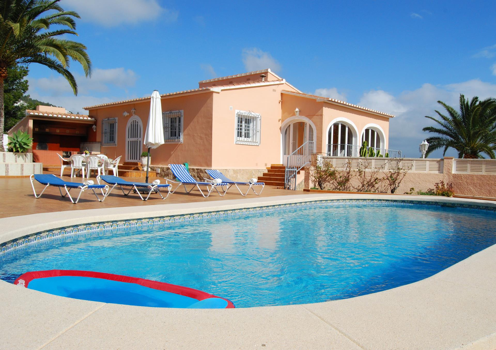Pepe, Villa in Benissa, on the Costa Blanca, Spain  with private pool for 6 persons.....