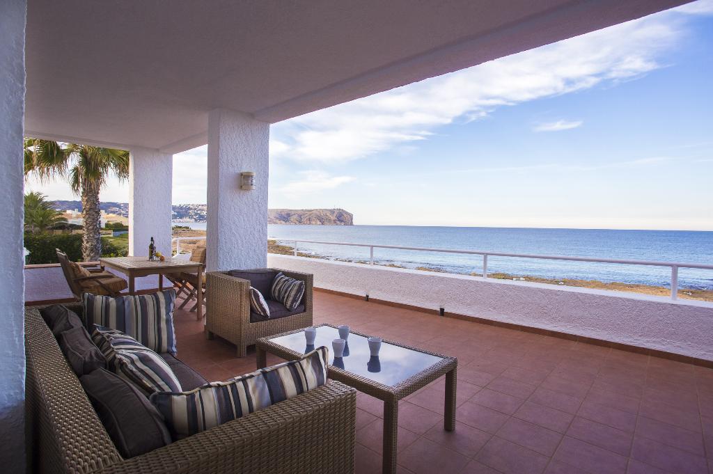 Dara Sol 6 pax,Rustieke en klassieke villa in Javea, aan de Costa Blanca, Spanje voor 6 personen...
