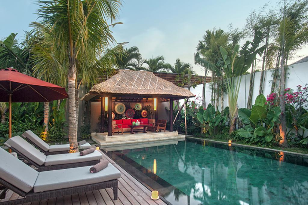 Abakoi and tangram, Large and luxury villa  with private pool in Seminyak, Bali, Indonesia for 22 persons...