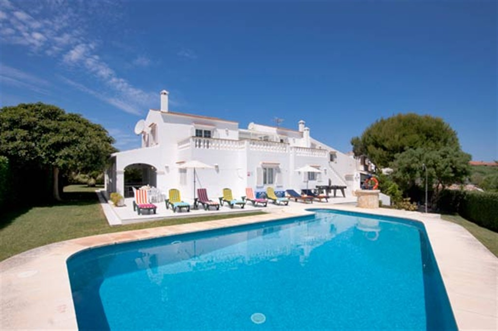 Villa savanna, Large villa in Spanje, Islas Baleares, Spain  with private pool for 10 persons...