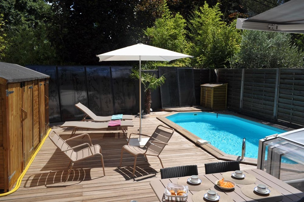 Montpellier, Holiday house  with private pool in Montpellier, Languedoc-Roussillon, France for 4 persons...