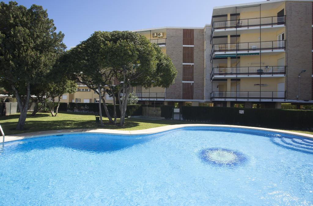 Apt El Arenal 6 pax, Classic and nice apartment in Javea, on the Costa Blanca, Spain  with communal pool for 6 persons.....
