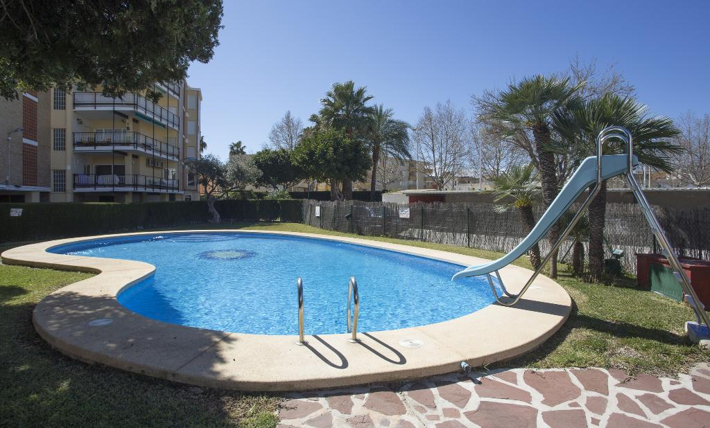 El Arenal 4 pax, Beautiful and classic apartment in Javea, on the Costa Blanca, Spain  with communal pool for 4 persons.....