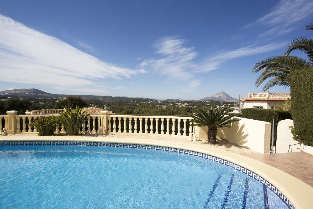 Casa Stella 6 pax, Large and comfortable villa  with private pool in Javea, on the Costa Blanca, Spain for 6 persons.....