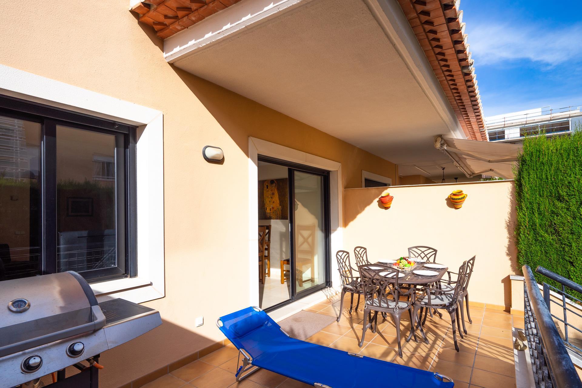 Apartment:Jardines de Niza 6 pax