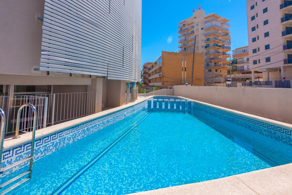 Veles i Vents 6, Beautiful and classic apartment in Calpe, on the Costa Blanca, Spain  with communal pool for 6 persons.....