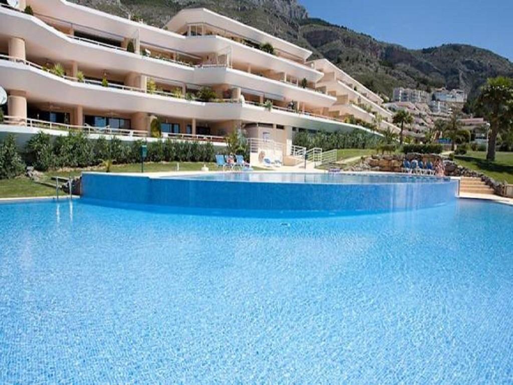 Ashanti bay luxury golf altea,Apartamento en Altea, en la Costa Blanca, España  con piscina privada para 6 personas...