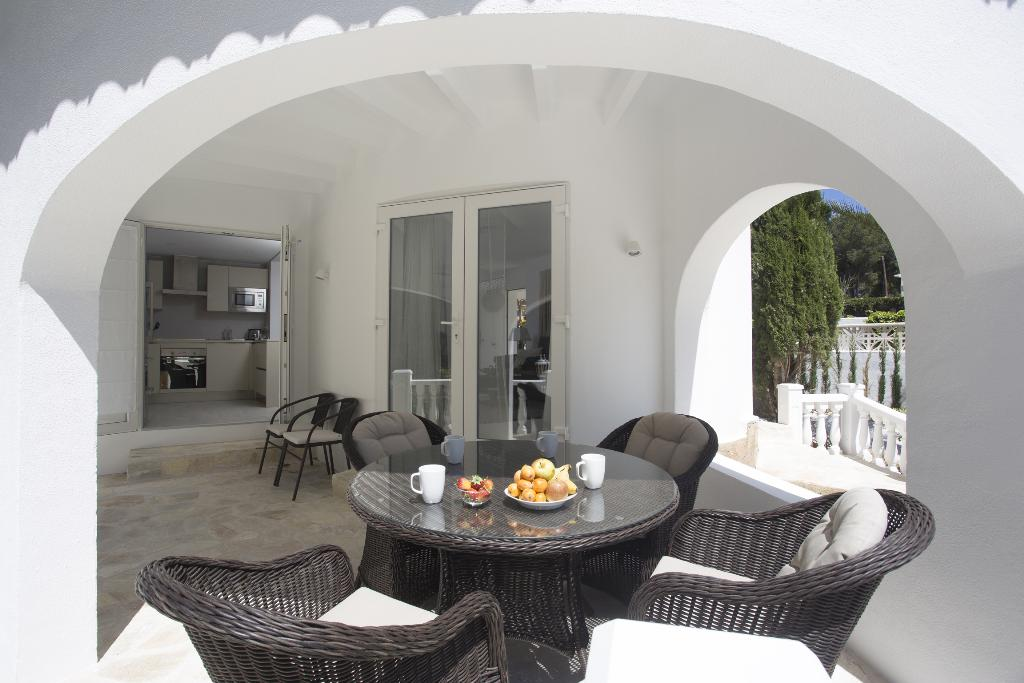 Casa muchacha villa en javea costa blanca espa a for Casa moderna javea