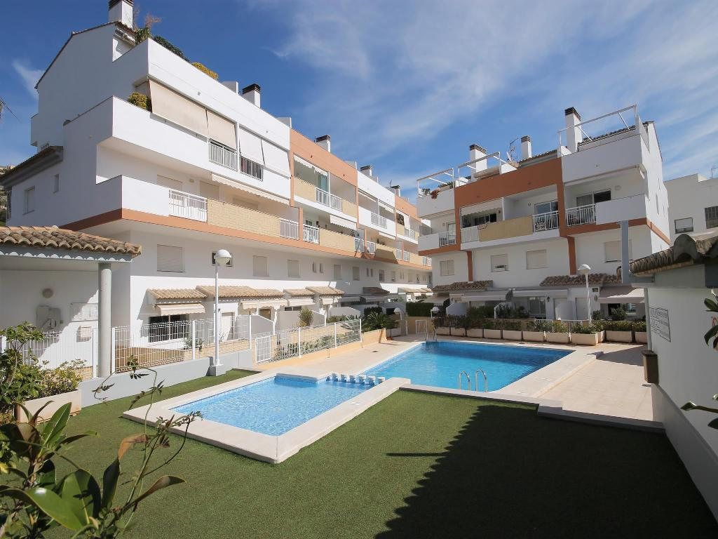 Charly, Beautiful and comfortable apartment in Javea, on the Costa Blanca, Spain for 4 persons.....