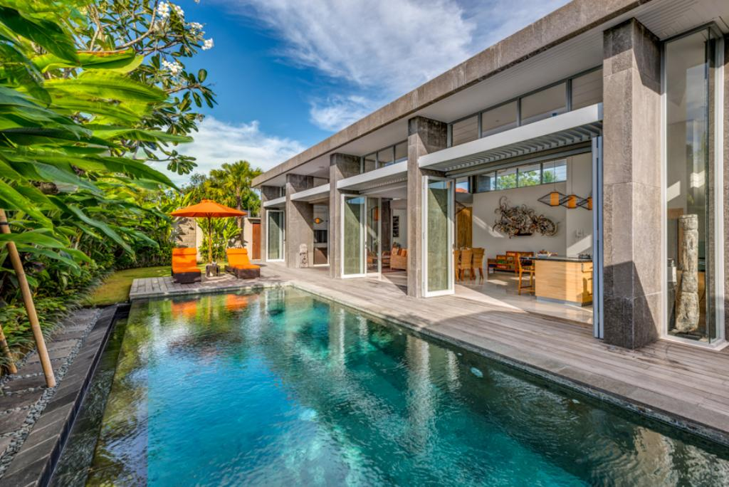 Aramanis indah, Modern and luxury villa  with private pool in Seminyak, Bali, Indonesia for 6 persons...
