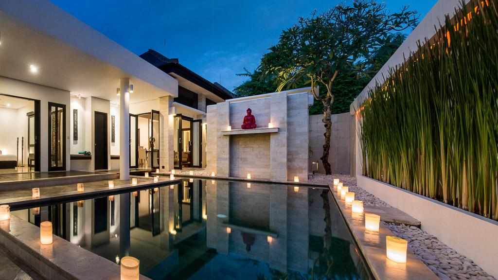 Zensa, Beautiful and luxury villa in Seminyak, Bali, Indonesia  with private pool for 4 persons...