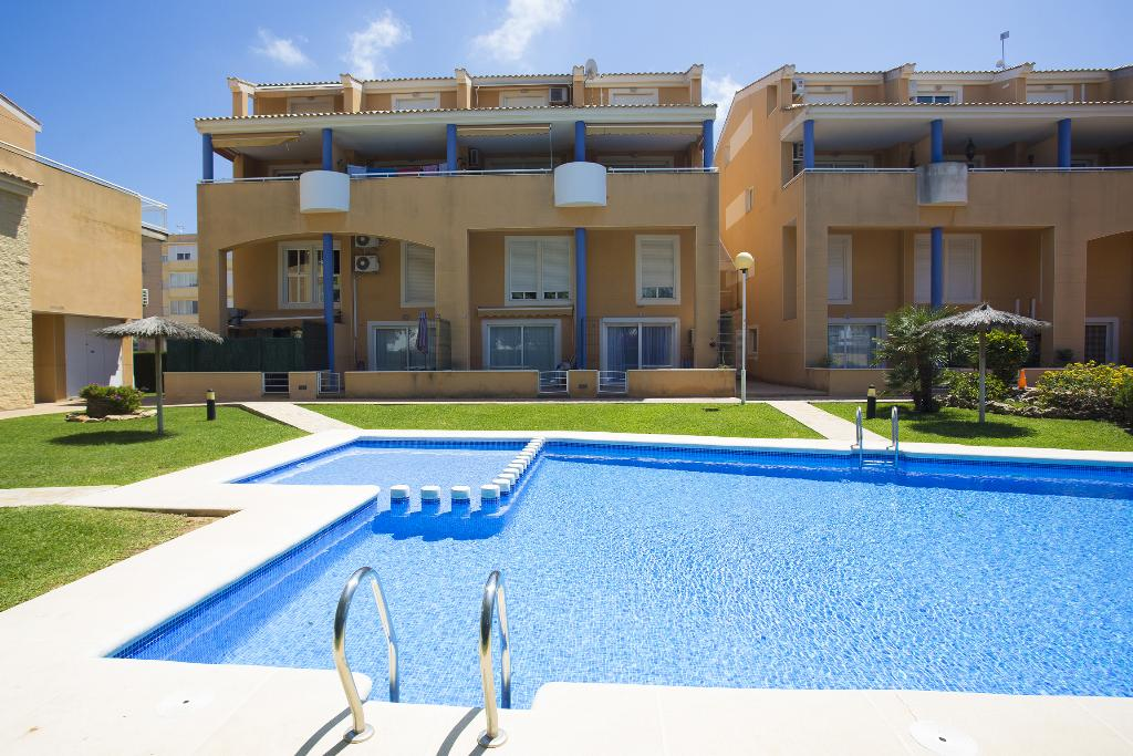 Esparta, Wonderful and comfortable apartment  with communal pool in Javea, on the Costa Blanca, Spain for 6 persons.....