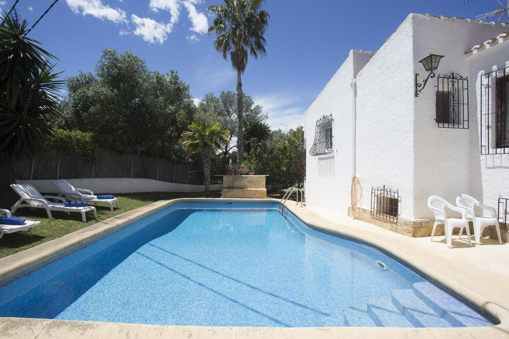 Antoxo, Large and nice villa in Javea, on the Costa Blanca, Spain  with private pool for 12 persons.....