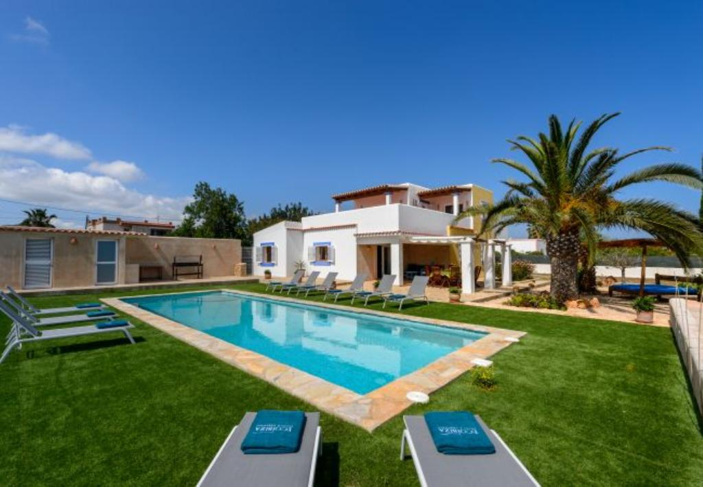 Can artesana, Villa  with private pool in San Jose, Ibiza, Spain for 11 persons...