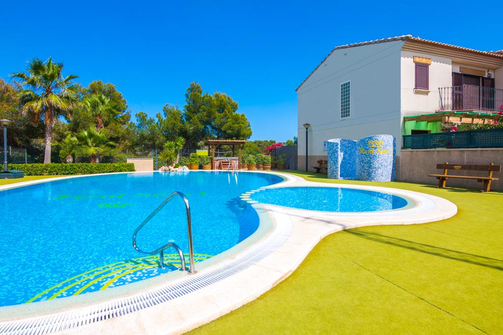 Real Sitio 7, Beautiful and comfortable holiday home in Calpe, on the Costa Blanca, Spain  with communal pool for 7 persons...