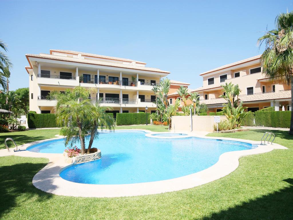 Niza, Modern and comfortable apartment in Javea, on the Costa Blanca, Spain for 10 persons.....