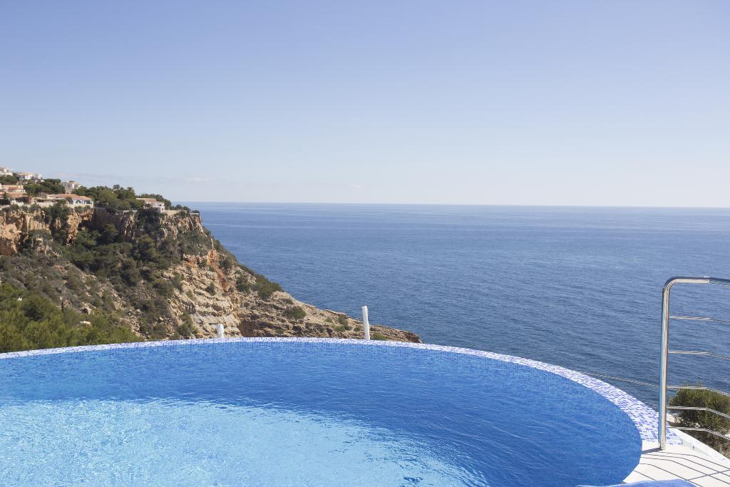Sueno Azul 4 pax, Modern and luxury villa  with private pool in Javea, on the Costa Blanca, Spain for 4 persons...
