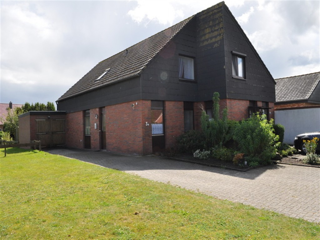 Nordbrise,Holiday home in Holtgast, Nordsee, Germany for 6 persons...