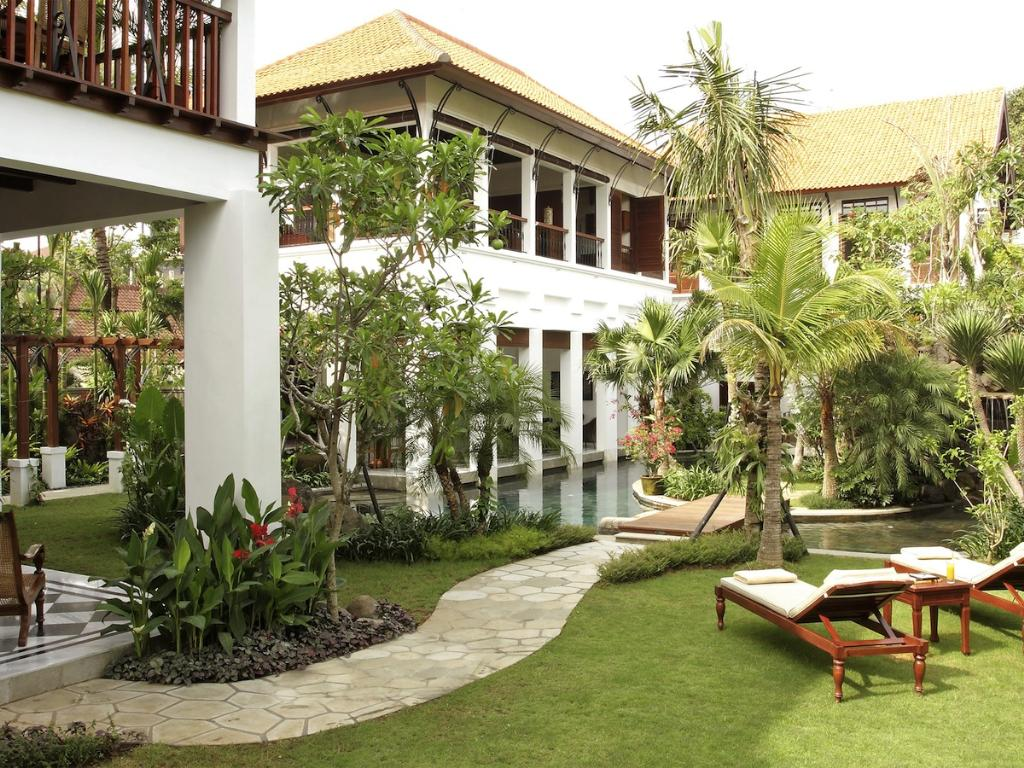 Batavia 4br, Large and luxury villa  with private pool in Seminyak, Bali, Indonesia for 8 persons...
