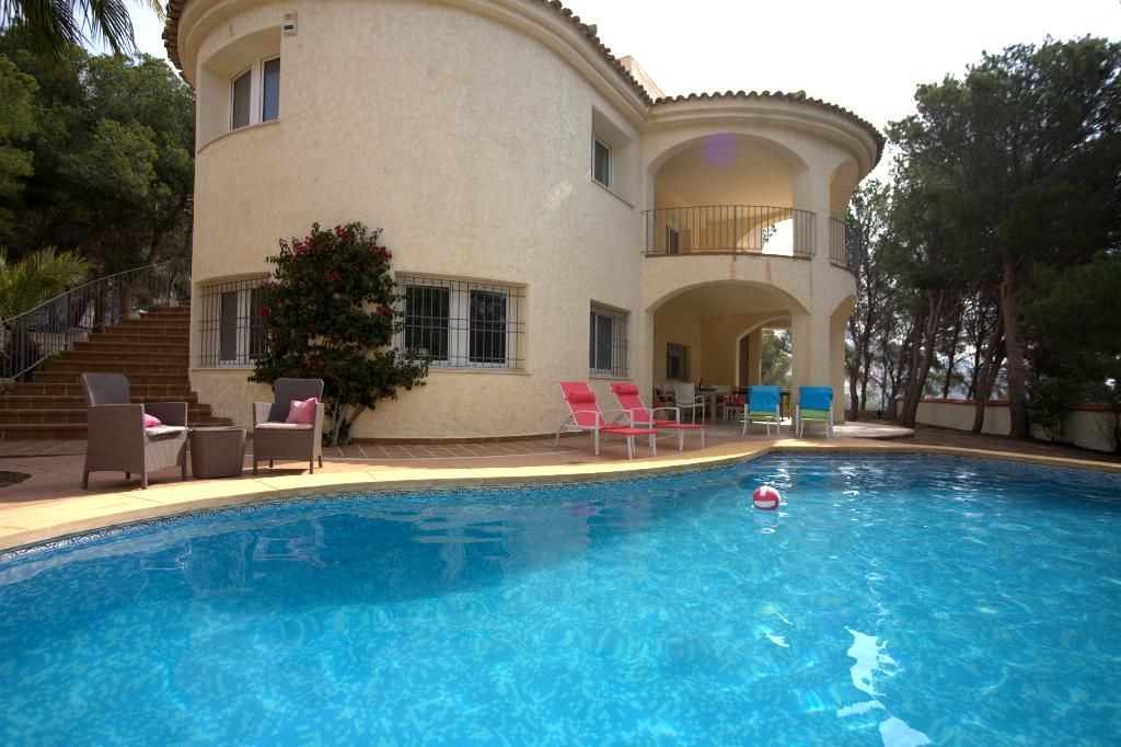 La Guatla 4, Lovely and nice villa in Altea, on the Costa Blanca, Spain  with private pool for 6 persons.....