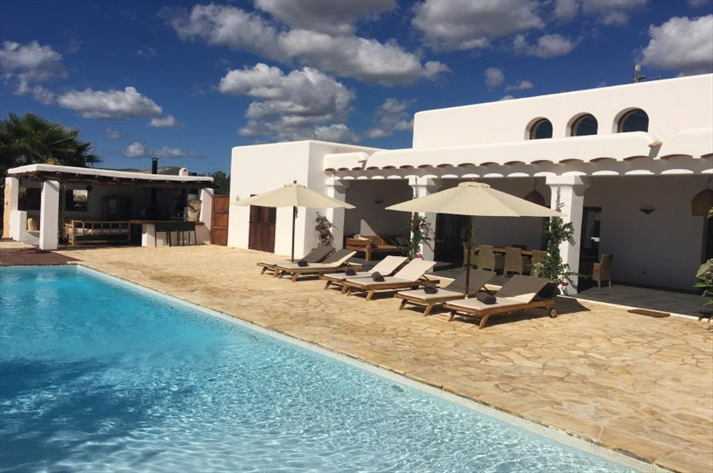 351, Villa  with private pool in Sant Jordi, Ibiza, Spain for 8 persons...