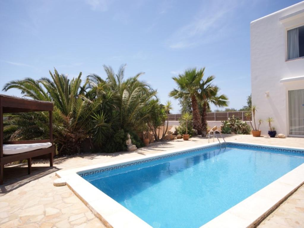 352, Villa  with private pool in Sant Jordi, Ibiza, Spain for 6 persons...