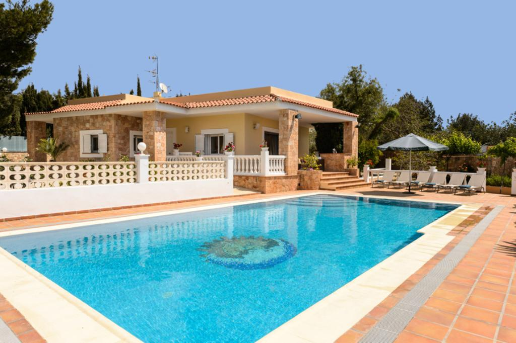 Ca maria, Villa  with private pool in San Jose, Ibiza, Spain for 6 persons...