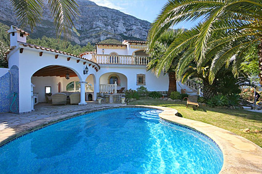 Villa Lau 4 pax, Wonderful and comfortable villa  with private pool in Denia, on the Costa Blanca, Spain for 4 persons...