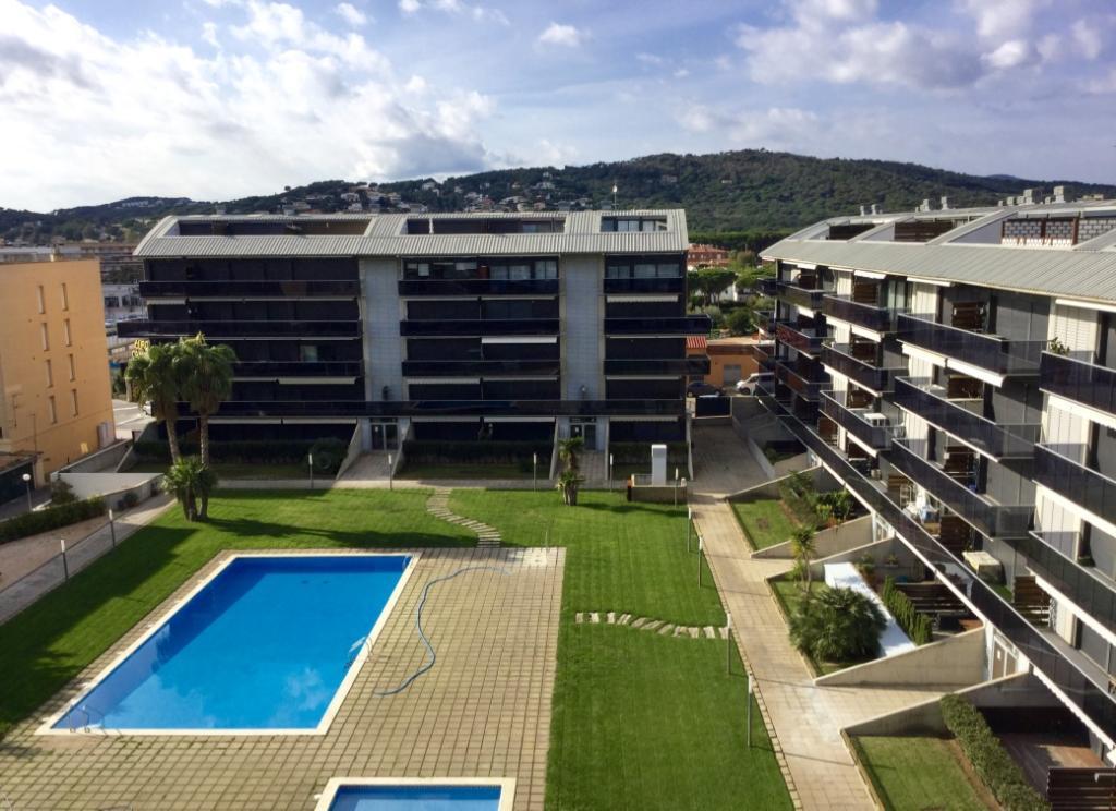 Jardi del mar,Apartment  with communal pool in Calonge, Catalonia, Spain for 8 persons...