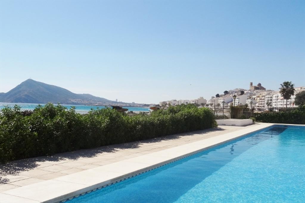 Lovely and comfortable apartment in Altea, on the Costa Blanca, Spain for 4 persons