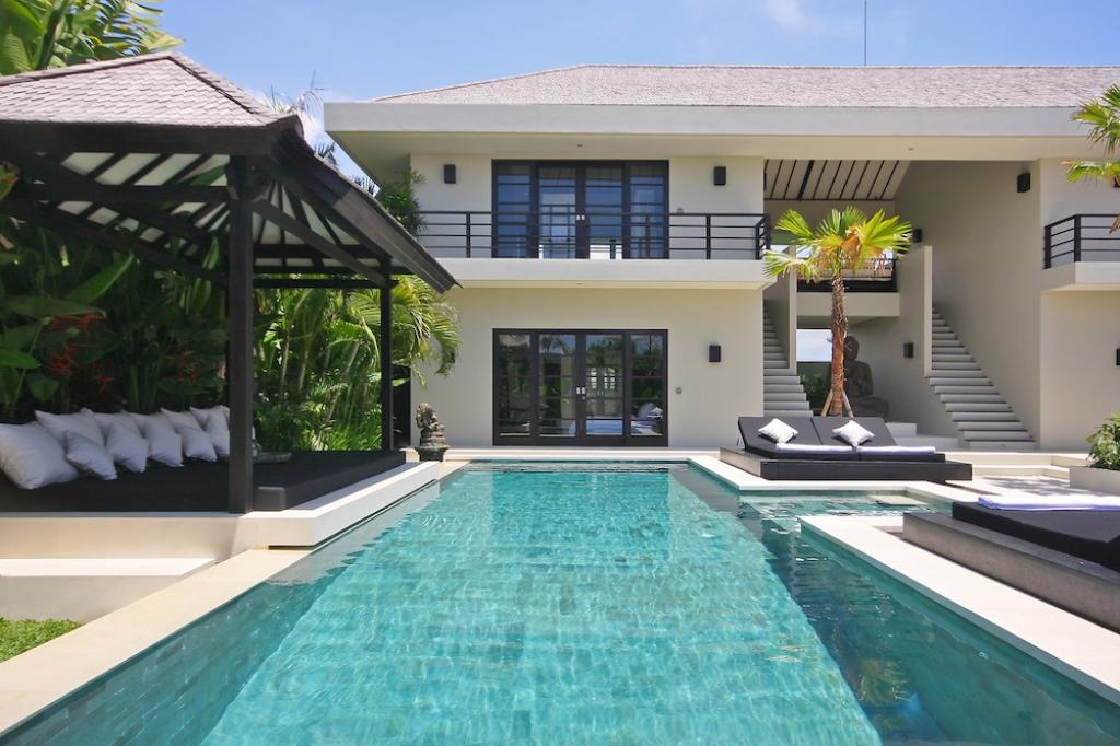 Body,Large and luxury villa in Canggu, Bali, Indonesia  with private pool for 8 persons...