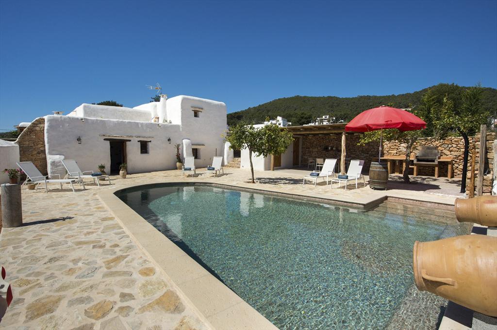 Blai,Villa  with private pool in Santa Eulalia, Ibiza, Spain for 6 persons...