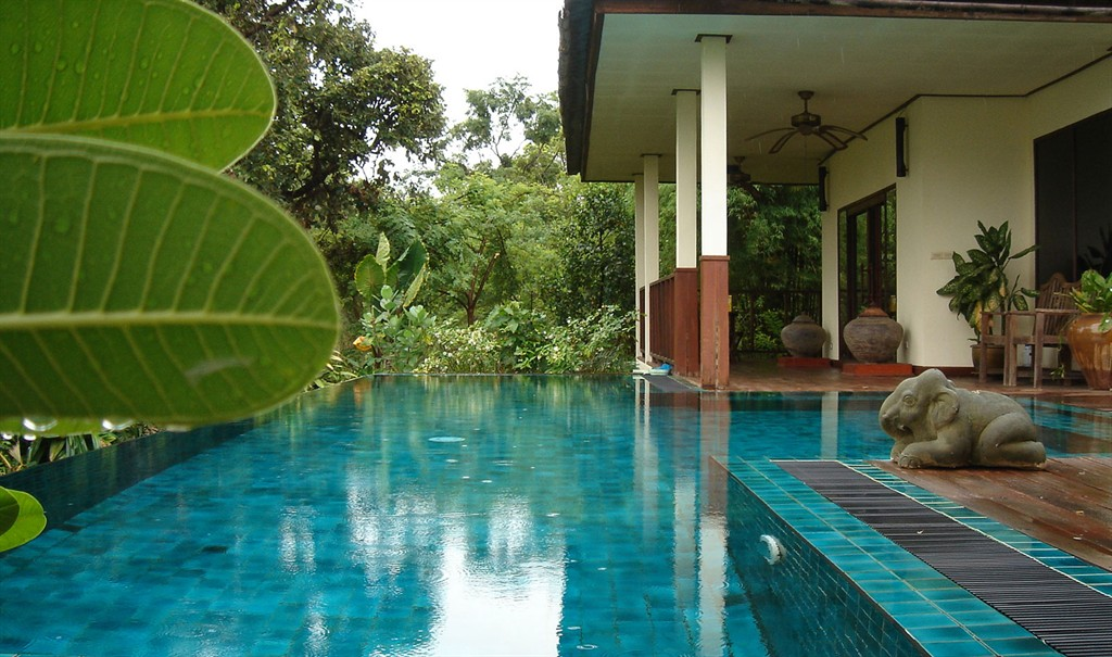 Gecko villa, Villa  with private pool in Udon Thani, Red Lotus Sea, Thailand for 6 persons...
