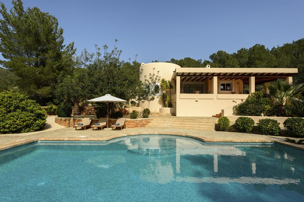 Can Cunsei, Villa in Sa Carroca, Ibiza, Spain  with private pool for 6 persons...