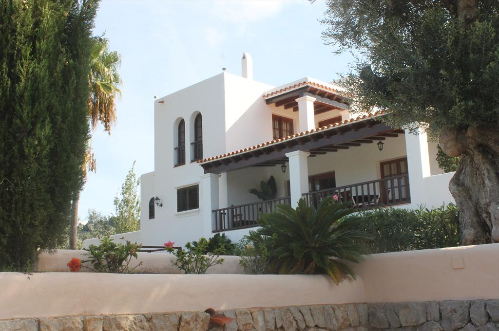 Can Patena, Large villa  with private pool in San Jose, Ibiza, Spain for 8 persons...