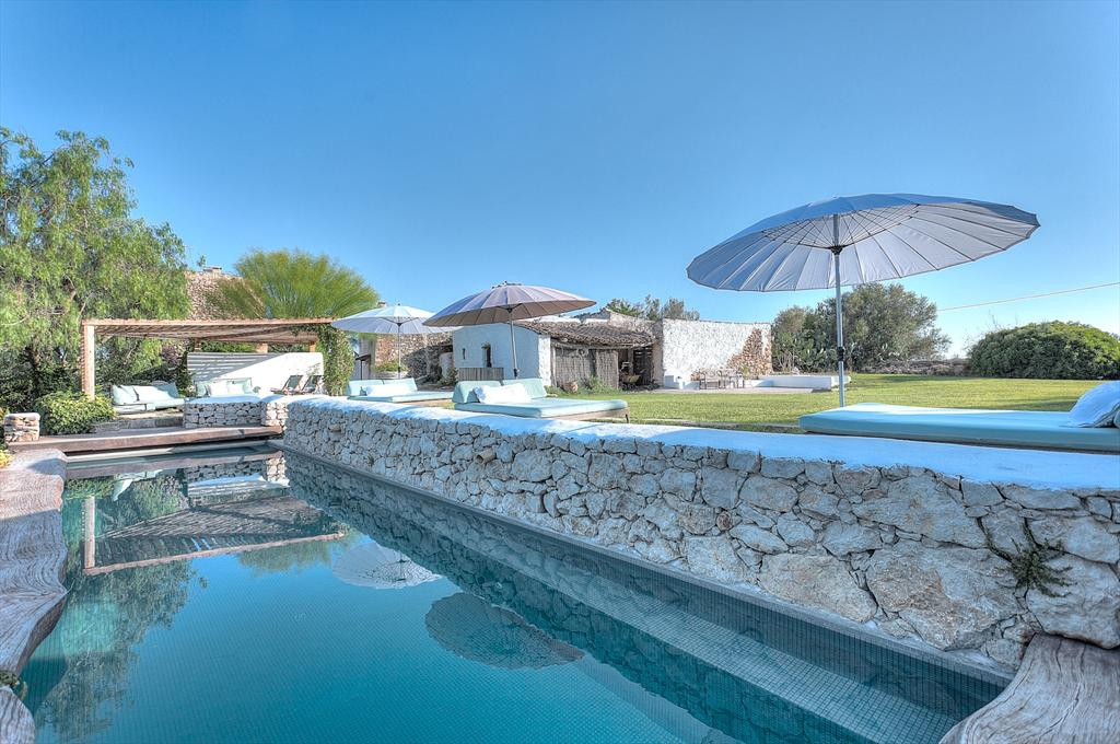 Duen, Villa in San Lorenzo, Ibiza, Spain  with private pool for 10 persons...
