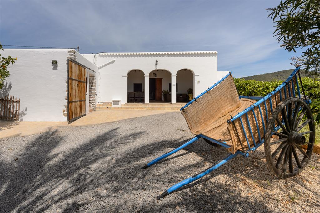 Can talayot, Villa  with private pool in San Rafael, Ibiza, Spain for 10 persons...