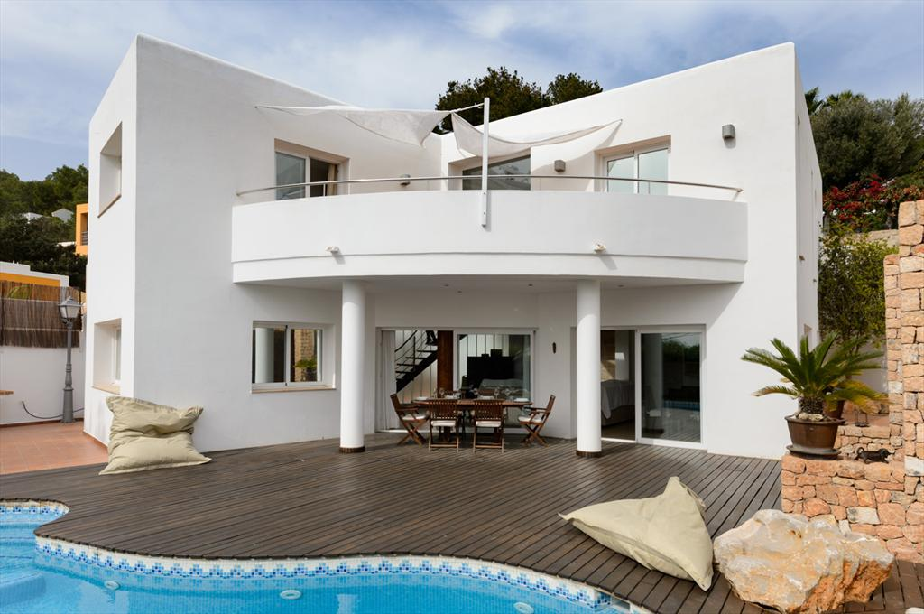 Four Archs, Villa in Sa Carroca, Ibiza, Spain  with private pool for 8 persons...