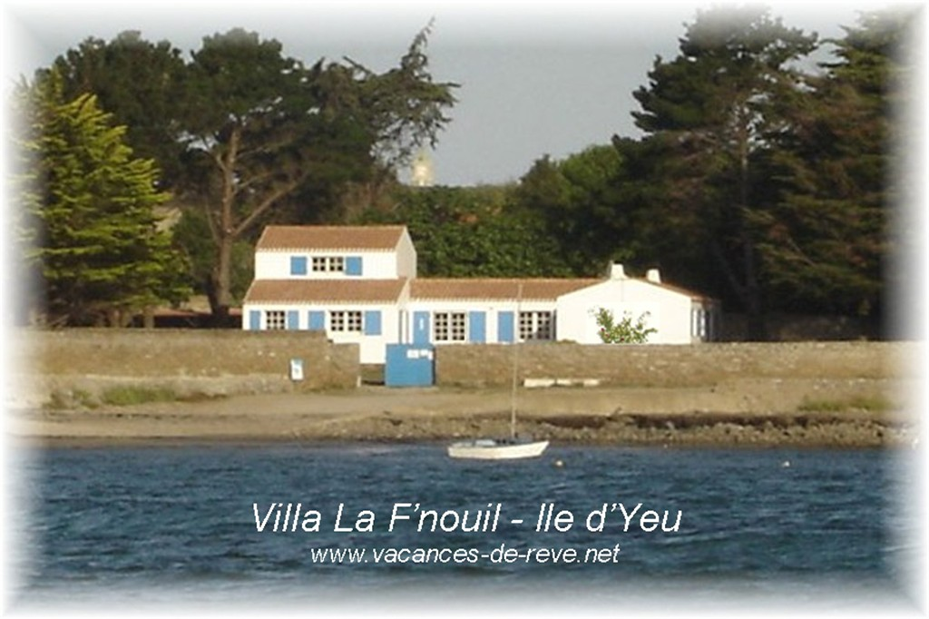 Villalafnouil  iledyeu, Holiday home in L'Île-d'Yeu, Vendée, France for 12 persons...