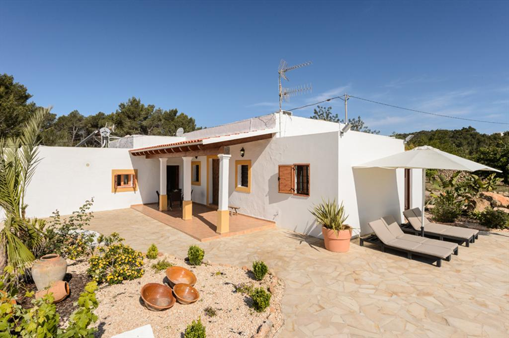 Sa Cuinera, Villa  with private pool in San Rafael, Ibiza, Spain for 8 persons...