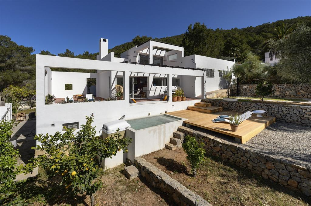 Casa Broner, Villa  with private pool in Ibiza, Ibiza, Spain for 6 persons...