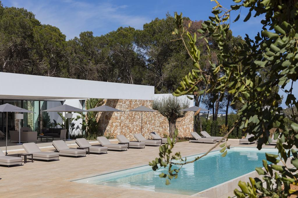 La Calma, Large and luxury villa  with private pool in Santa Eulalia, Ibiza, Spain for 12 persons...