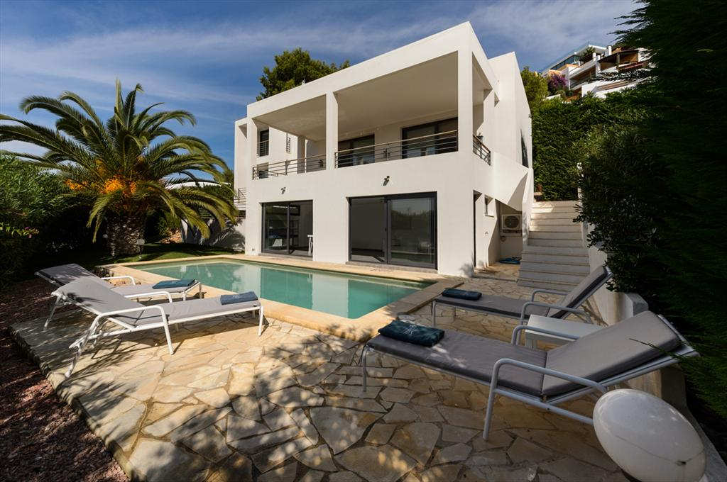 Sa margarita, Villa in Ibiza, Ibiza, Spain  with private pool for 6 persons...