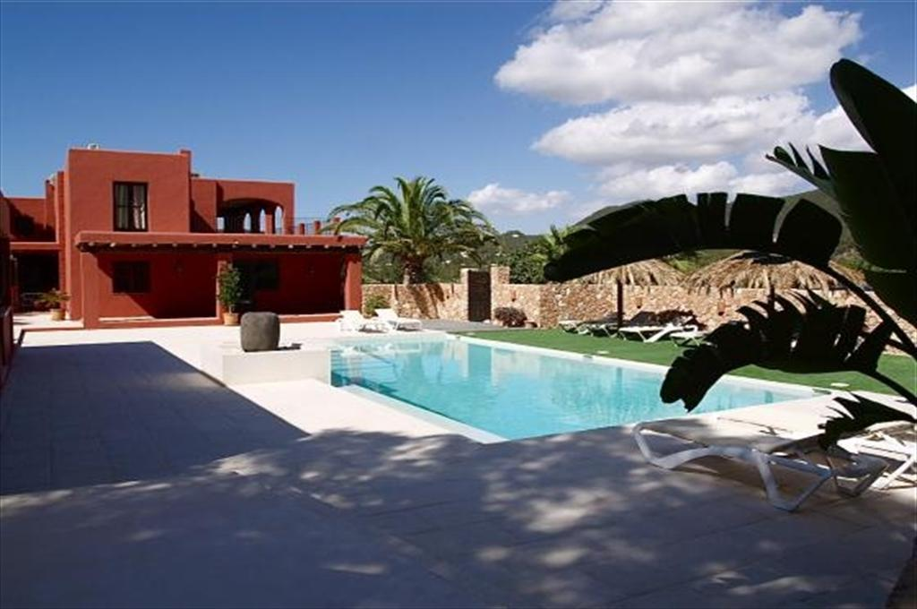 Sa Roig, Villa in Cala Vadella, Ibiza, Spain  with private pool for 14 persons...