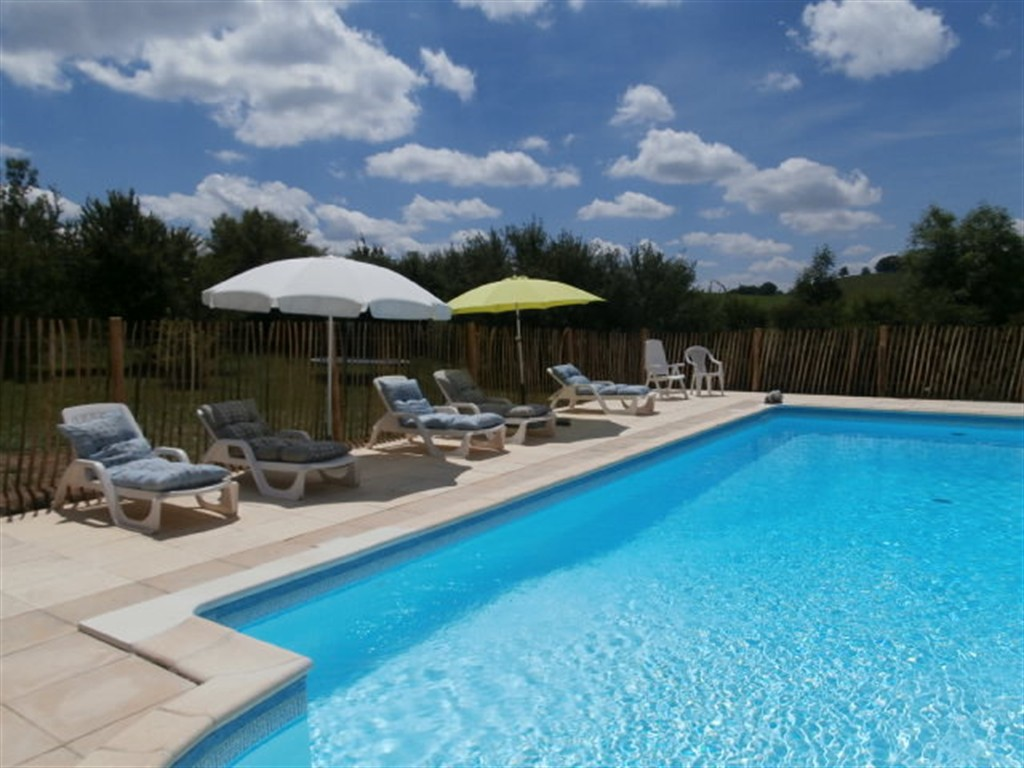 La poujade, Holiday home in CAYLUS, Midi-Pyrénées, France  with private pool for 5 persons...